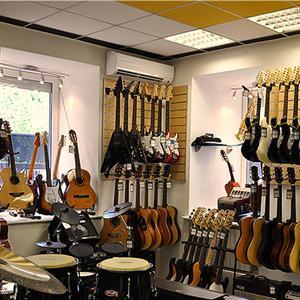Музыкальные магазины Вереи
