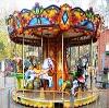 Парки культуры и отдыха в Верее