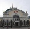 Железнодорожные вокзалы в Верее